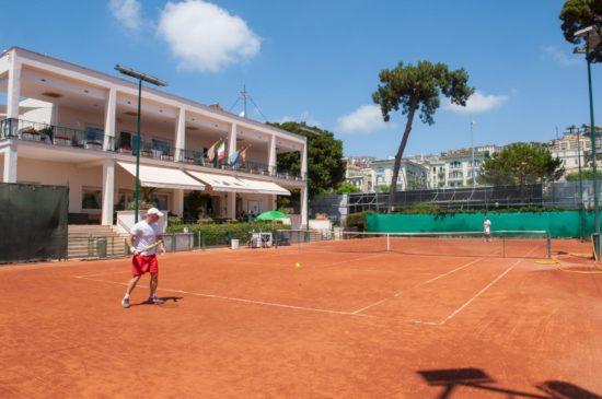 Tennis club napoli struttura